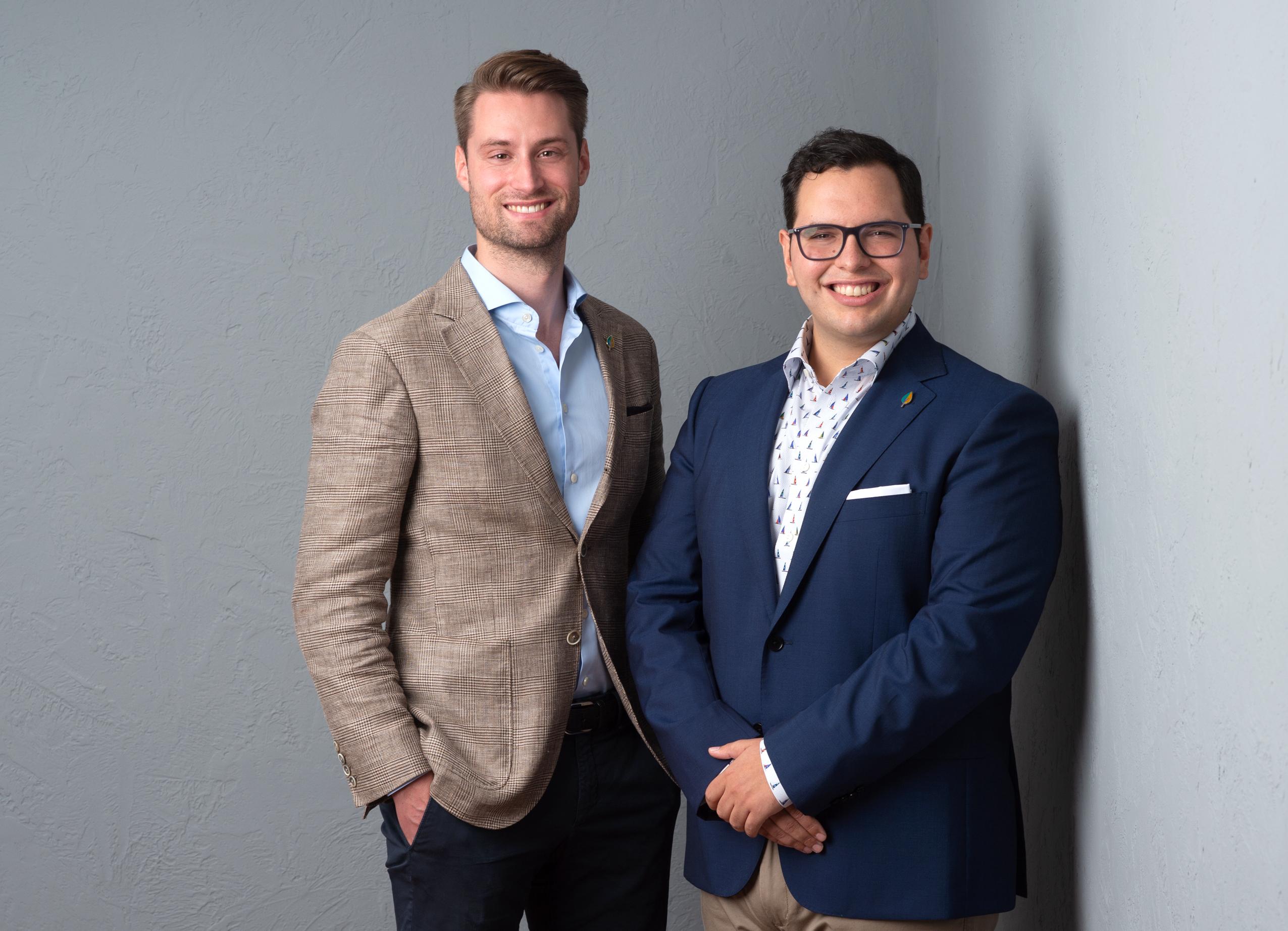 Xylene GmbH, Giuseppe Benenati & Christopher Edwards