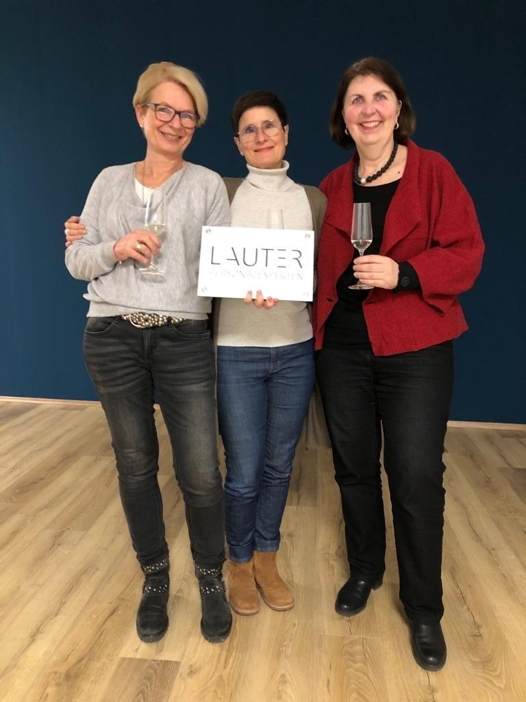 Dorothee Schmalbach, Martina Reitmeier & Barbara Wörz