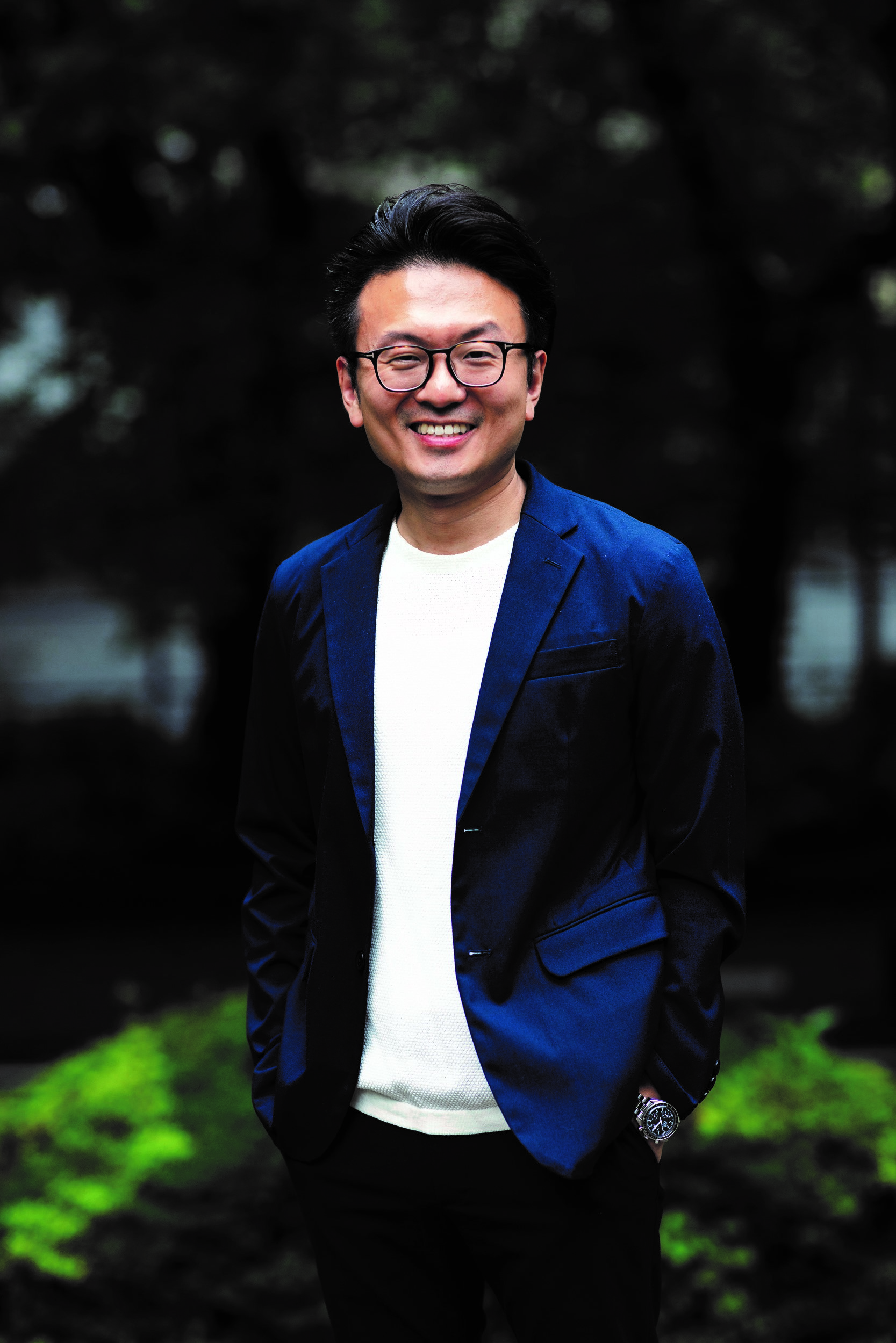 Baro Hyun, Ph.D.,