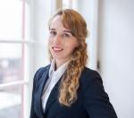 Svenja Sophie Jürgens, Referentin der Kreislaufwirtschaft